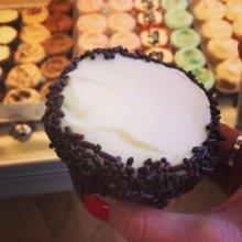 Gluten-free cupcake from SusieCakes