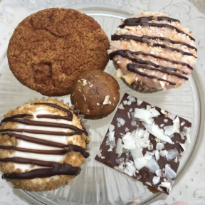 Gluten-free baked goods from Sweet Freedom Bakery