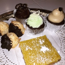 Gluten-free cookies and cupcakes from Sweet Generation