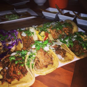 Gluten-free tacos from Tacolicious