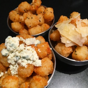 Gluten-free tater tots from Tavern in the Square