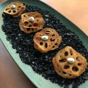 Gluten-free taro chips from Tavo
