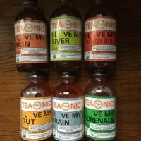 Gluten-free tea from Teaonic