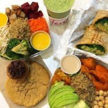Gluten-free vegan spread from Terri