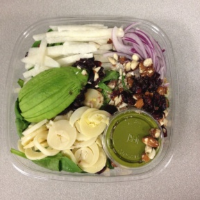Gluten-free salad from Terri