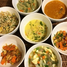 7 Gluten-free Thai dishes from Thai Akha Cooking School