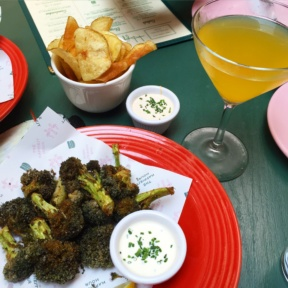 Gluten-free appetizers from The Happiest Hour