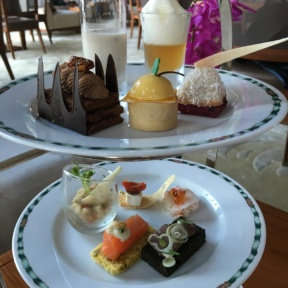Gluten-free options from The Lobby at The Peninsula Bangkok