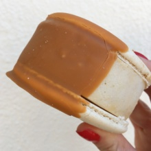 Gluten-free ice cream sandwich from The Milk Shop