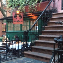 The Waverly Inn in West Village