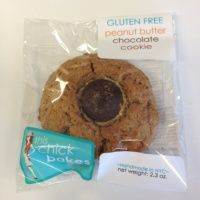 Gluten-free cookie by This Chick Bakes