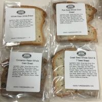 Gluten-free bread from Three Bakers Bread