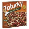 Gluten-free pizza from Tofurky