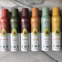Avocado oil sprays by Chosen Foods