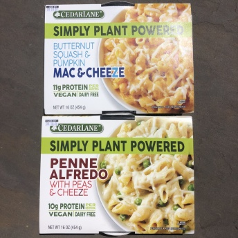 Gluten-free plant-powered meals from Cedarlane Natural Foods