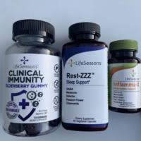 Gluten-free supplements by LifeSeasons