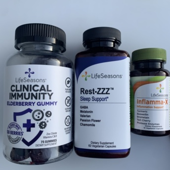 Gluten-free supplements by LifeSeasons