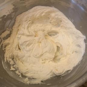 Gluten-free buttercream frosting
