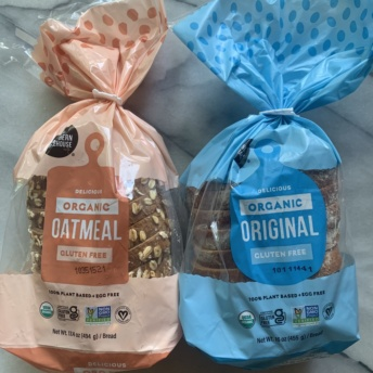 Gluten-free organic vegan breads by Little Northern Bakehouse
