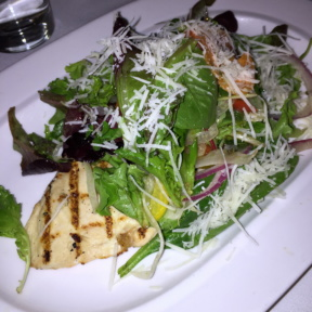 Gluten-free chicken salad from Union Square Cafe