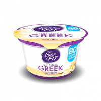 Gluten-free yogurt by Dannon Light & Fit Yogurt