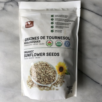 Sunflower seeds from Basse Nuts