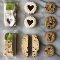 Gluten-free cookies by Glutenetto