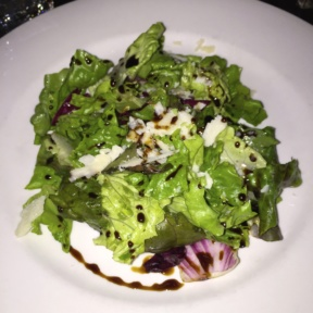 Gluten-free salad from Via Emilia