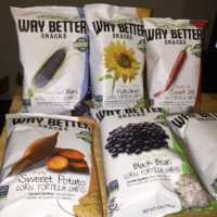 Gluten-free chips from Way Better Snacks