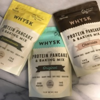Paleo baking mixes by Whysk Foods