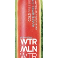 Cold pressed watermelon water by Wtrmln Wtr