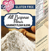 Gluten free flour by XO Baking Co