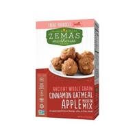 Gluten free and vegan apple muffin mix by Zema's