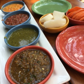 Gluten-free salsas from Zolo Grill
