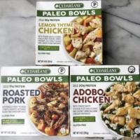 Gluten-free paleo bowls by Cedarlane