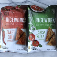 Gluten-free chips by Riceworks