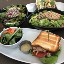 Gluten-free dinner at OC Brewhouse