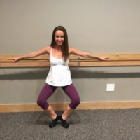 Jackie at Pure Barre in SM