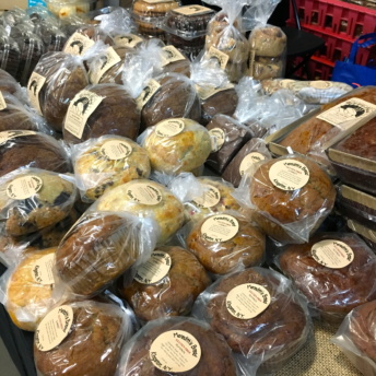 Gluten free baked goods and bread from Meredith's Bread