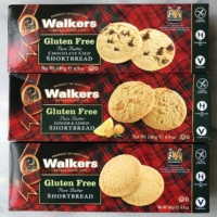 Gluten-free shortbread cookies by Walkers