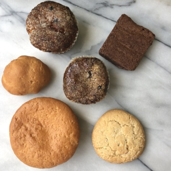 Certified GF baked goods and bread from OMG It's Gluten Free