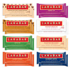 Gluten-free bars by Larabar