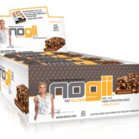 Gluten free high protein bars by nogii