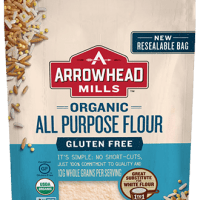 Gluten-free flour by Arrowhead Mills