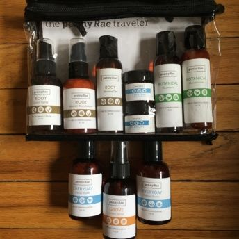Gluten-free skin care products from pennyRae