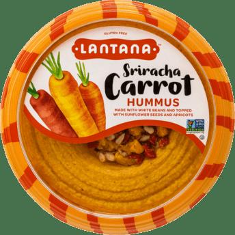 Gluten-free hummus by Lantana Foods