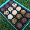 Gluten-free chocolate box from tinyB chocolate