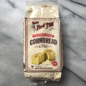 Cornbread mix by Bob's Red Mill