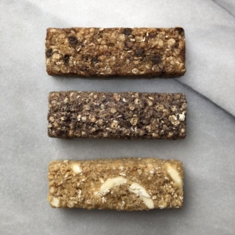 Nut-free granola bars by Don't Go Nuts