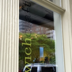 wichcraft in Tribeca in NYC